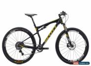 "2015 Scott Spark 900 RC Mountain Bike Large 29"" Carbon SRAM XX1 Fox Shimano for Sale"