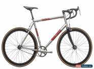 2010 Specialized Langster Moscow Fixie Track Bike 61cm Alloy Dura-Ace H Plus Son for Sale