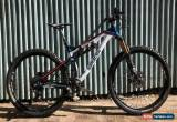 Classic Saracen Kili Flyer X Carbon Enduro Mountain Bike (FOX, Shimano, Schwalbe & More) for Sale