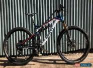 Saracen Kili Flyer X Carbon Enduro Mountain Bike (FOX, Shimano, Schwalbe & More) for Sale