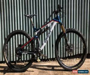 Classic Saracen Kili Flyer X Carbon Enduro Mountain Bike (FOX, Shimano, Schwalbe & More) for Sale