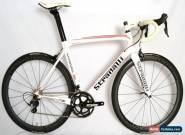 STRADALLI AERO ROAD BICYCLE SHIMANO 8000 FSA VISION METRON 40 CARBON WHEELSET for Sale