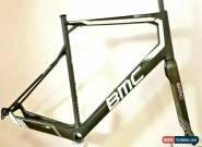 BMC Granfondo GF02 61cm Carbon Endurance Bike Frame+Fork 2017 Retail $3500 for Sale