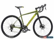 2017 Cannondale Slate Gravel Bike Medium Aluminum Shimano 105 5800 11s Mavic for Sale