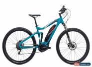 "2017 Haibike SDURO FullNine 5.0 Electric Mountain Bike 17.5"" Medium 29"" Shimano for Sale"