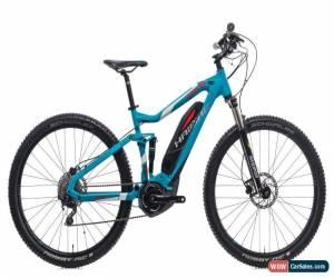 "Classic 2017 Haibike SDURO FullNine 5.0 Electric Mountain Bike 17.5"" Medium 29"" Shimano for Sale"