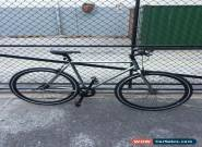 Single speed road /fixed gear bike for Sale