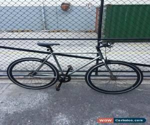 Classic Single speed road /fixed gear bike for Sale