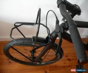 Classic Schindelhauer ThinBike, colour: black matte, one size (OSFA) for Sale