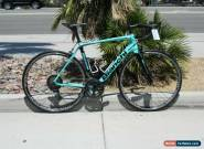 CLOSEOUT! 2018 55CM BIANCHI INFINITO CV CARBON ROAD BIKE NEW WARRANTY $3800 BIKE for Sale