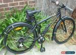 """Bycycle Kona Smoke 26""""  Mat Black paint work in excellent condition for Sale"""