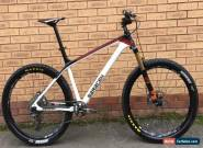 Saracen Mantra Carbon Trail Cross Country Mountain Bike (FOX, Shimano & More!) for Sale