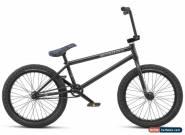 Wethepeople Crysis Bike (2019) / Matte Black / 21TT for Sale