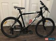Giant Mountain Bike Boulder ALUXX 600 Seeies Butted Tubing Large Fram for Sale
