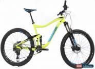 USED 2017 Giant Trance 2 Large Full Suspension Mountain Bike SLX 1x11 Aluminum for Sale