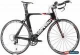 Classic USED 2012 Cervelo P2 56cm Carbon TT Triathlon Bike Shimano Ultegra 2x10 Speed for Sale