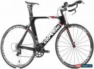 USED 2012 Cervelo P2 56cm Carbon TT Triathlon Bike Shimano Ultegra 2x10 Speed for Sale