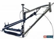 """Steppenwolf Tryton LTD S 16.5"""" 26"""" Mountain Full Suspension Bike Frame Fox NEW for Sale"""