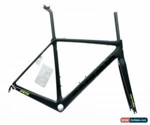 Classic 2018 Cervelo R5 Carbon Road Frameset 56cm Rim Brake Black/ Fluoro NEW in Box for Sale