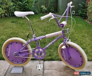 Classic 80's METEOR-LITE FREESTYLER Genuine Retro BMX Old School Vintage Bike Rare MX GT for Sale