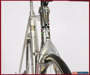 Classic COLNAGO MASTER CAMPAGNOLO C-RECORD DELTA VINTAGE STEEL RACING ROAD BIKE 80s OLD for Sale