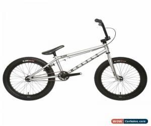 Classic Blank Hustla Complete Bike 2019 Polished 18.5 Inch for Sale