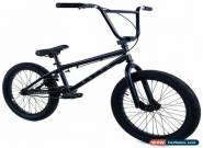 "Elite 20"" BMX Stealth Bicycle Freestyle Bike Black NEW 2019 for Sale"