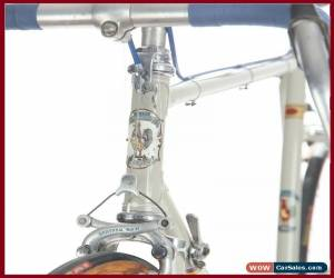 Classic GALMOZZI CAMPAGNOLO RECORD 151 VINTAGE STEEL RACING ROAD BICYCLE BIKE 60s EROICA for Sale