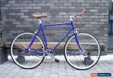 Classic Hackney Club Vintage Single Speed freewheels bike Fixed Gear / fixie Road Bikes* for Sale