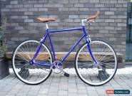 Hackney Club Vintage Single Speed freewheels bike Fixed Gear / fixie Road Bikes* for Sale