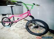 Cannondale Hooligan 9 Lefty BMX mini velo Japanese Sakura Pink suit collectors for Sale