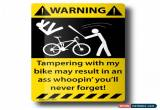 Classic Sticker for Pinarello, Cannondale, BMC, Trek Specialized Bicycle Shop Bike #34G1 for Sale