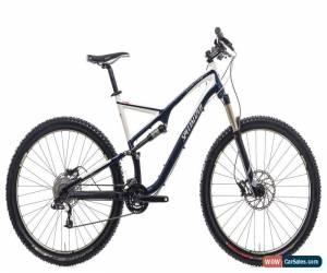 "Classic 2011 Specialized Stumpjumper FSR Comp 29 Mountain Bike 29"" Alloy XL SRAM X9 10s for Sale"