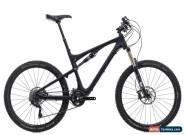 "2014 Scott Genius 710 Mountain Bike Large 27.5"" Carbon Shimano XT Fox TwinLoc for Sale"