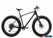 2013 Borealis Yampa Fat Bike Large Carbon SRAM XX1 Eagle 12 Speed for Sale