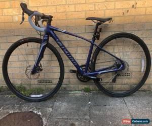 Classic Specialized Dolce Sport Disc Women's Road Bike 48Cm Metallic Purple for Sale
