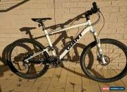 "Giant Anthem X3 mountain bike 2010 model (size L, 20"" frame, 26"" wheels) for Sale"