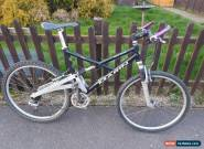 "Marin Rift Zone 1997 19"" aluminium frame dual suspension mountain bike cycle  for Sale"