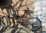 """Mens bicycle 18"""" Northern star black mountain bike hardly used for Sale"""