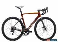 2018 Willier Cento10AIR Disc Ramato Road Bike Medium Shimano Ultegra Di2 R8070 for Sale