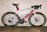 Classic 2018 Trek Madone SLR 9 Disc - Project One ICON / Chrome Tour 56cm for Sale