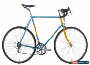J.P. Weigle Road Bike 63cm Steel Campagnolo Record 10 Speed Custom for Sale