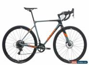 2018 Giant TCX Advanced SX Cyclocross Bike Medium Carbon SRAM Apex 1X11 Speed for Sale