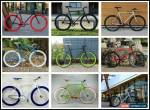 Teman Brand new Single Speed  Fixed Gear fixie Road Bike Flip Flop hub bicycles for Sale