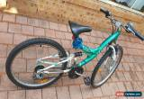 """Classic Dual Suspension Bicycle - 24"""" (60cm) with 2 x Helmets for Sale"""