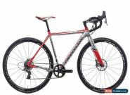2015 Cannondale SuperX SRAM CX1 Disc Cyclocross Bike 48cm Carbon Force 1 Hydro R for Sale