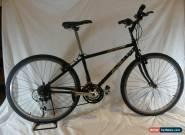 """Retro Steel Specialized Hard Rock Black Mountain Bike 15"""" for Sale"""