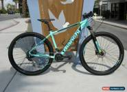 "2019 19"" BIANCHI MAGMA 9.1 HARDTAIL MOUNTAIN BIKE NEW WARRANTY! $850 BIKE for Sale"