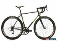 2011 Serotta Colorado Ready-Custom Road Bike 55cm Performance Fit Steel Campy for Sale