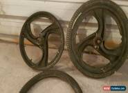 20 inch BMX Tuffs Mags Wheels Old School for Sale